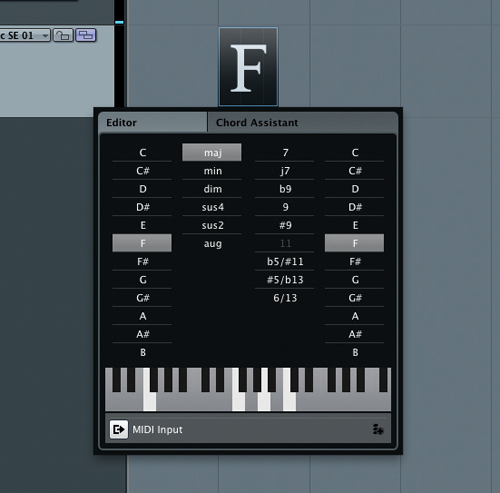 Cubase Tutorial Getting To Grips With Chord Tracks