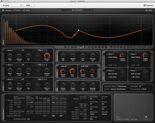 Cableguys Curve 2 CM – FREE synth VST/AU plugin | MusicRadar
