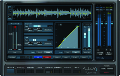 iZotope Alloy 2 Review - MusicTech