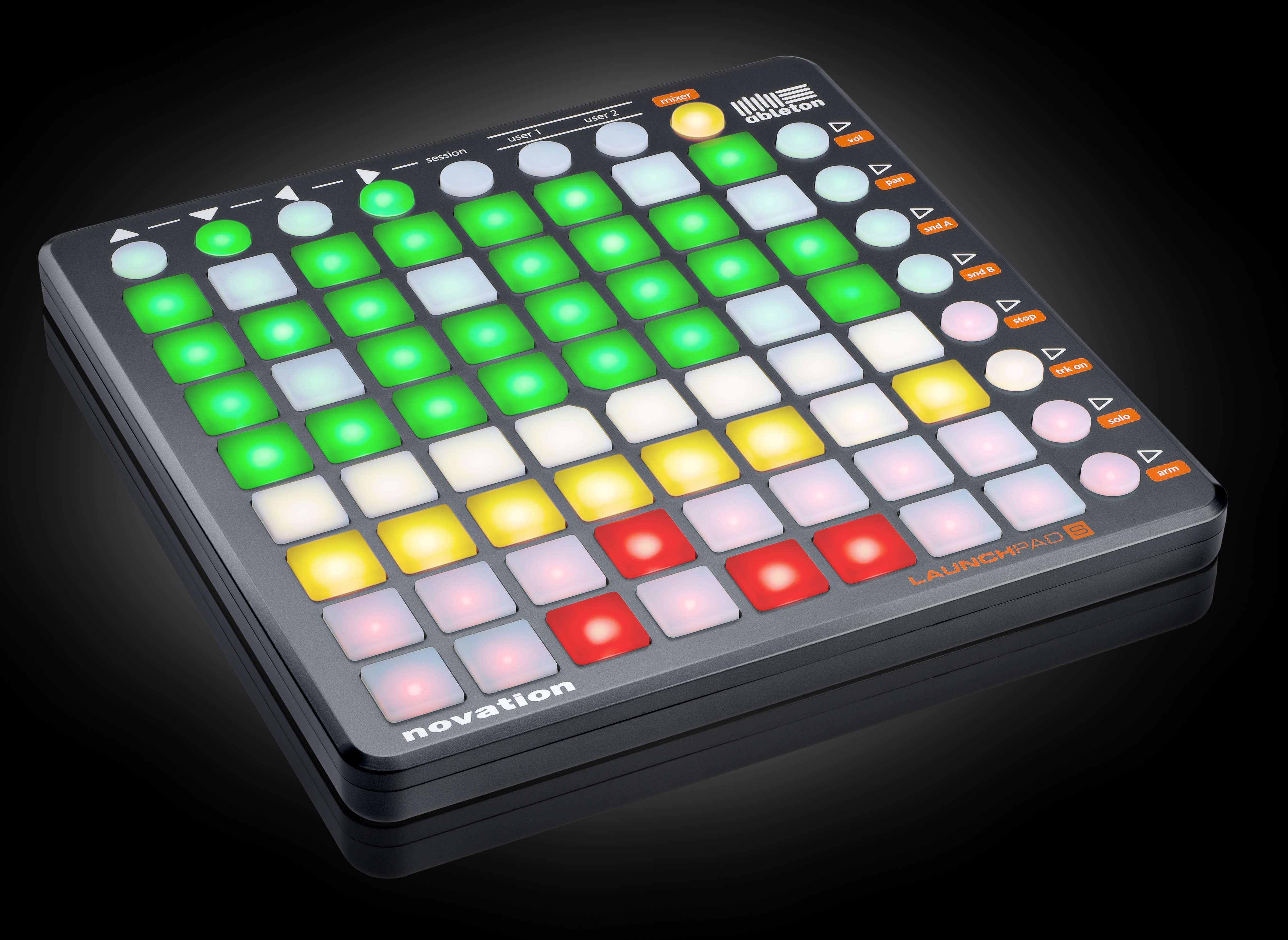 novation launchpad s review. Black Bedroom Furniture Sets. Home Design Ideas