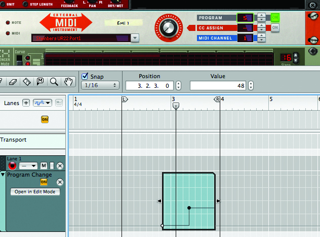 Reason Tutorial: Adding MIDI Hardware - MusicTech