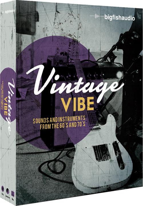 Vintage Vibe Review - MusicTech