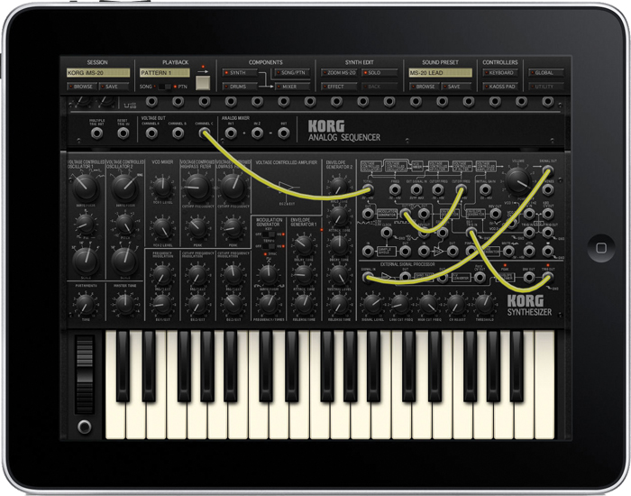 Mobile Synths - Ten of the Best