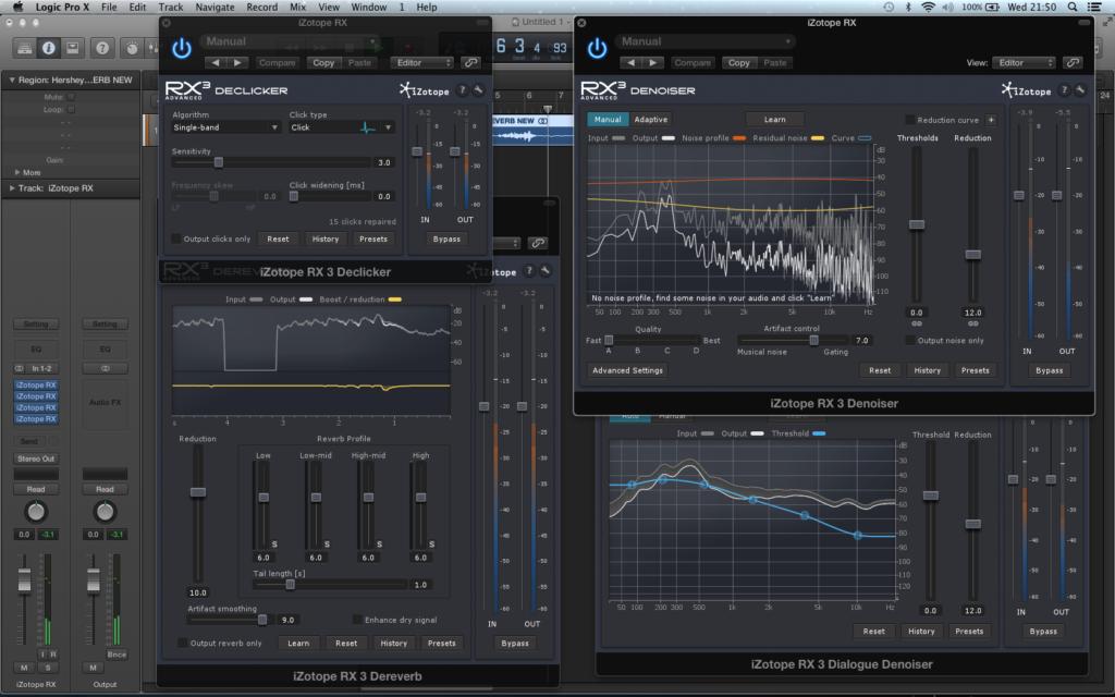 iZotope RX 3 Advanced Review - MusicTech