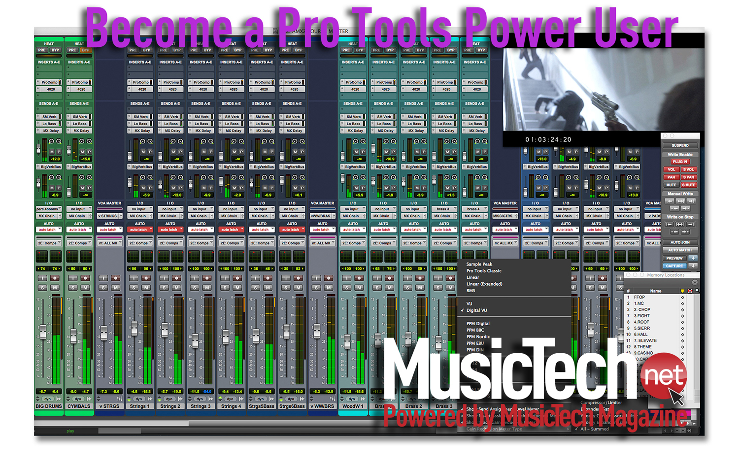 pro tools tutorial become a power user part 1 setting up a power