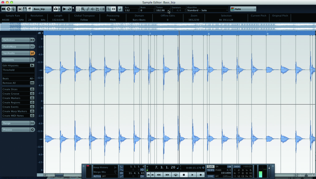 Cubase Tutorial: Become A Power User Part 2 - Creating and Editing ...