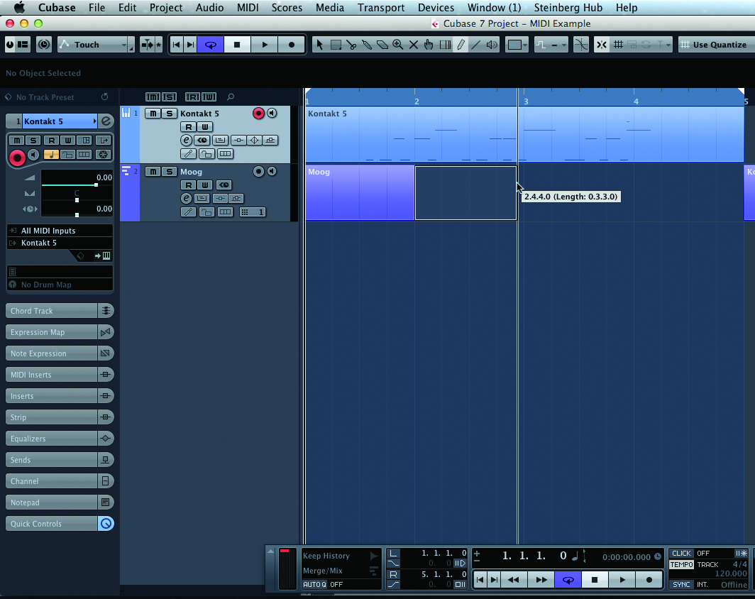 Cubase Tutorial: Become A Power User Part 3 - Creating and