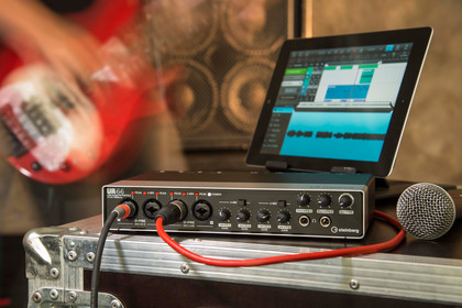Steinberg Announce the New UR44 Audio Interface