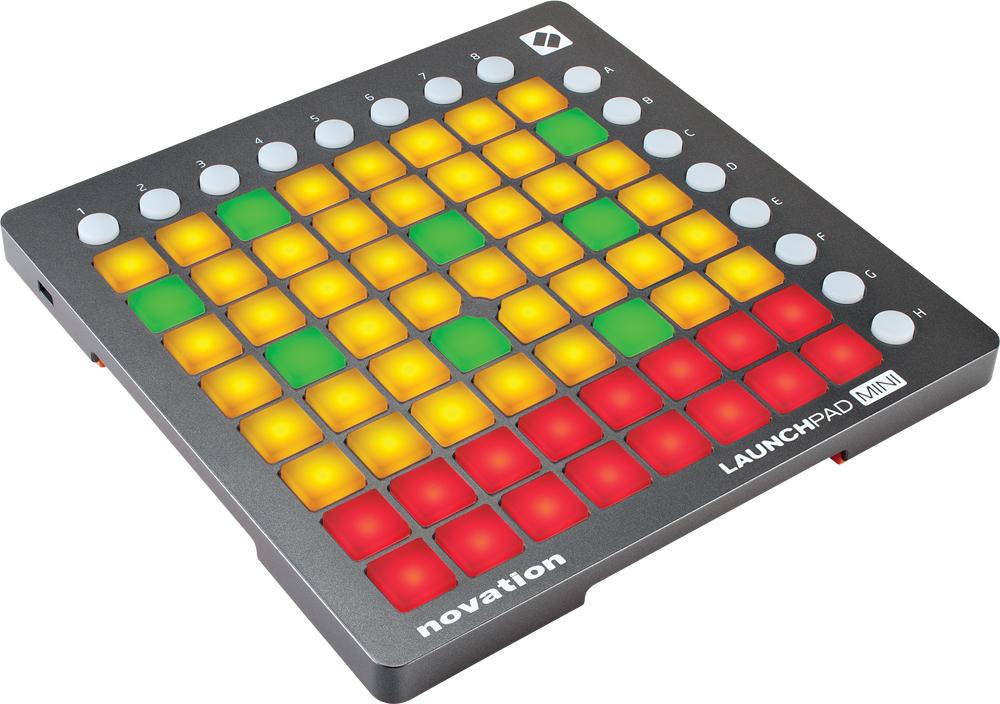 Novation Launchpad Mini Review - MusicTech