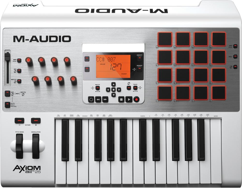 m-audio key studio software free