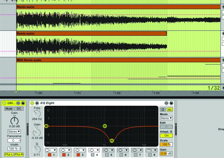 how to put audio files into midi ableton