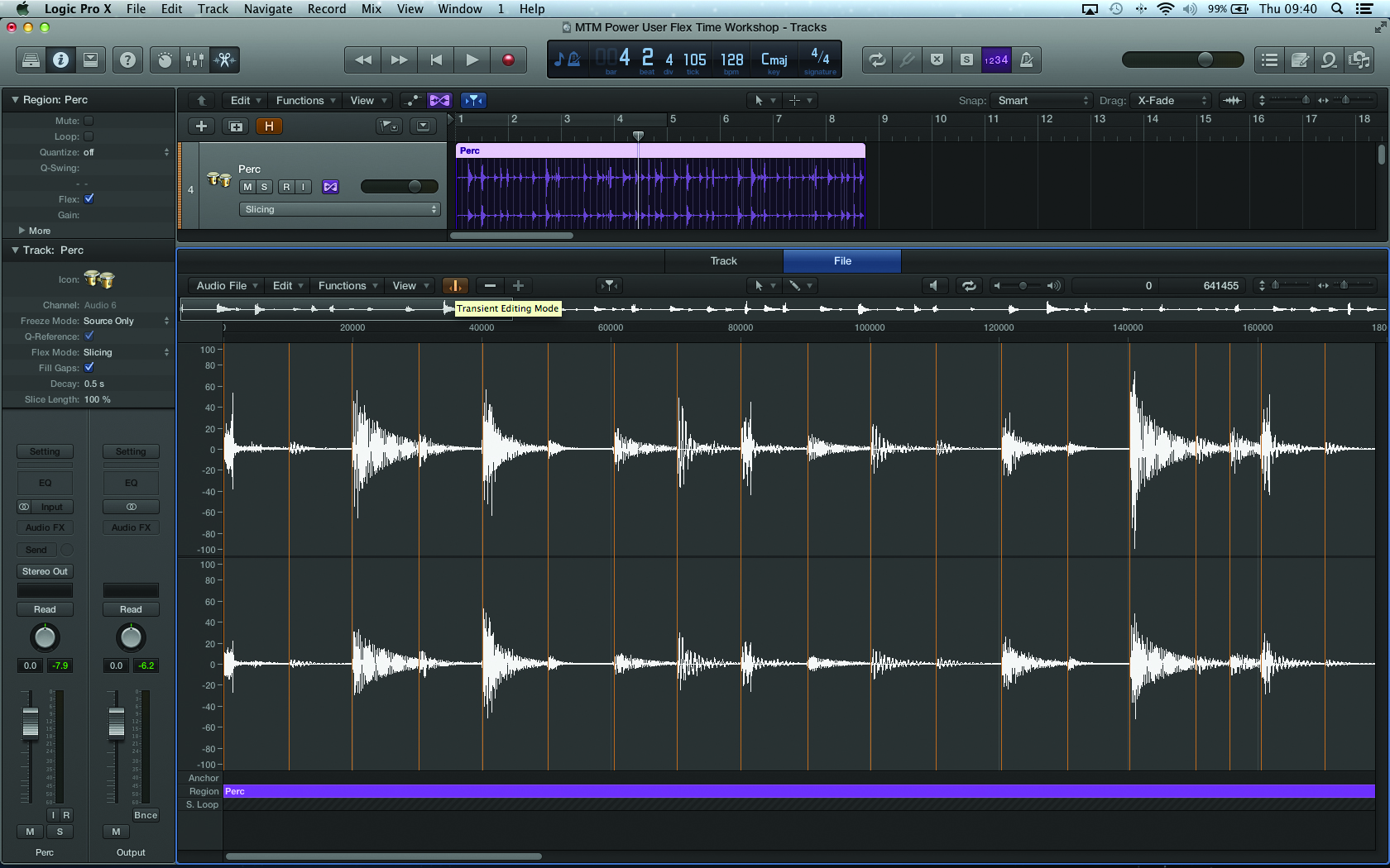Logic Pro X Tutorial: Become a Power User Part 5 - Get To