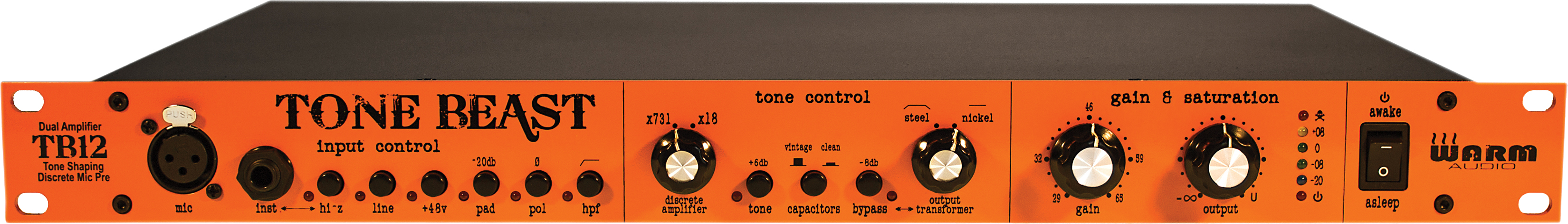 warm audio tone beast review musictech. Black Bedroom Furniture Sets. Home Design Ideas