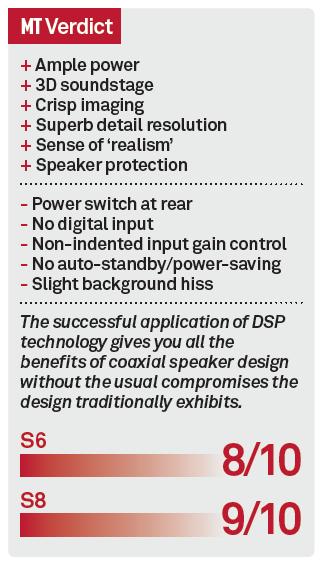 Presonus Sceptre S6 & S8 Review - MusicTech