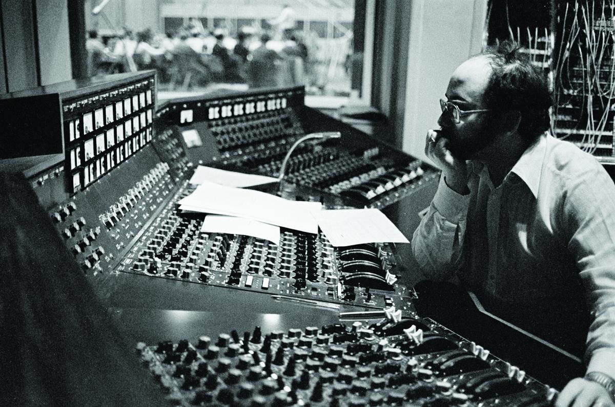 Studio Icons Emi Tg12345 Mixing Console Musictech