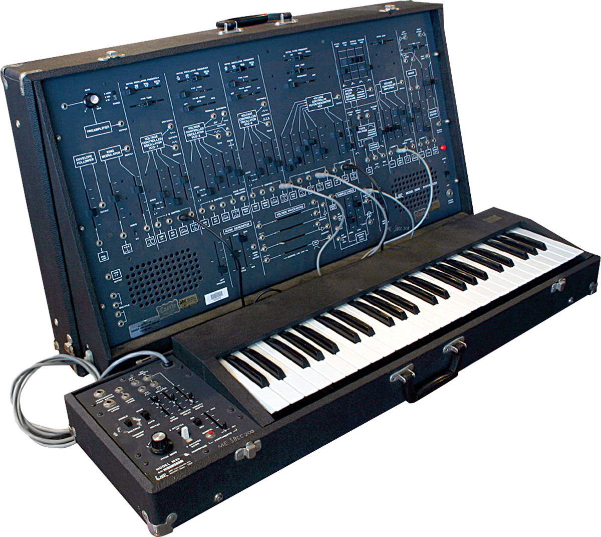 Did Jean-Michel Jarre just confirm Korg is remaking the ARP 2600? - MusicTech