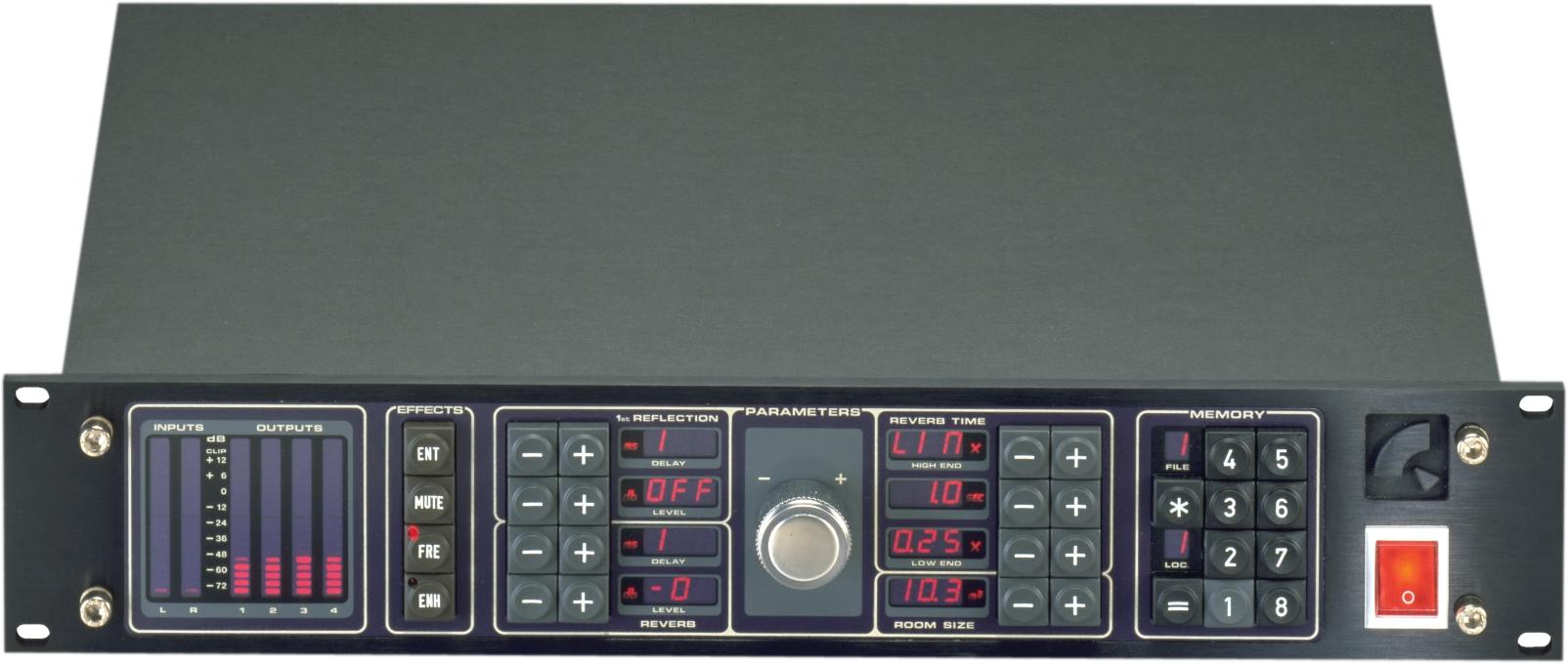 Studio Icons Quantec Room Simulator Musictech