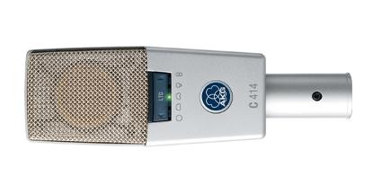 Studio Icons: AKG C414 - MusicTech