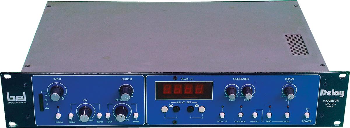 BEL BD80 DIGITAL DELAY