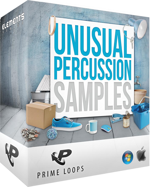 Unusual Percussion Samples