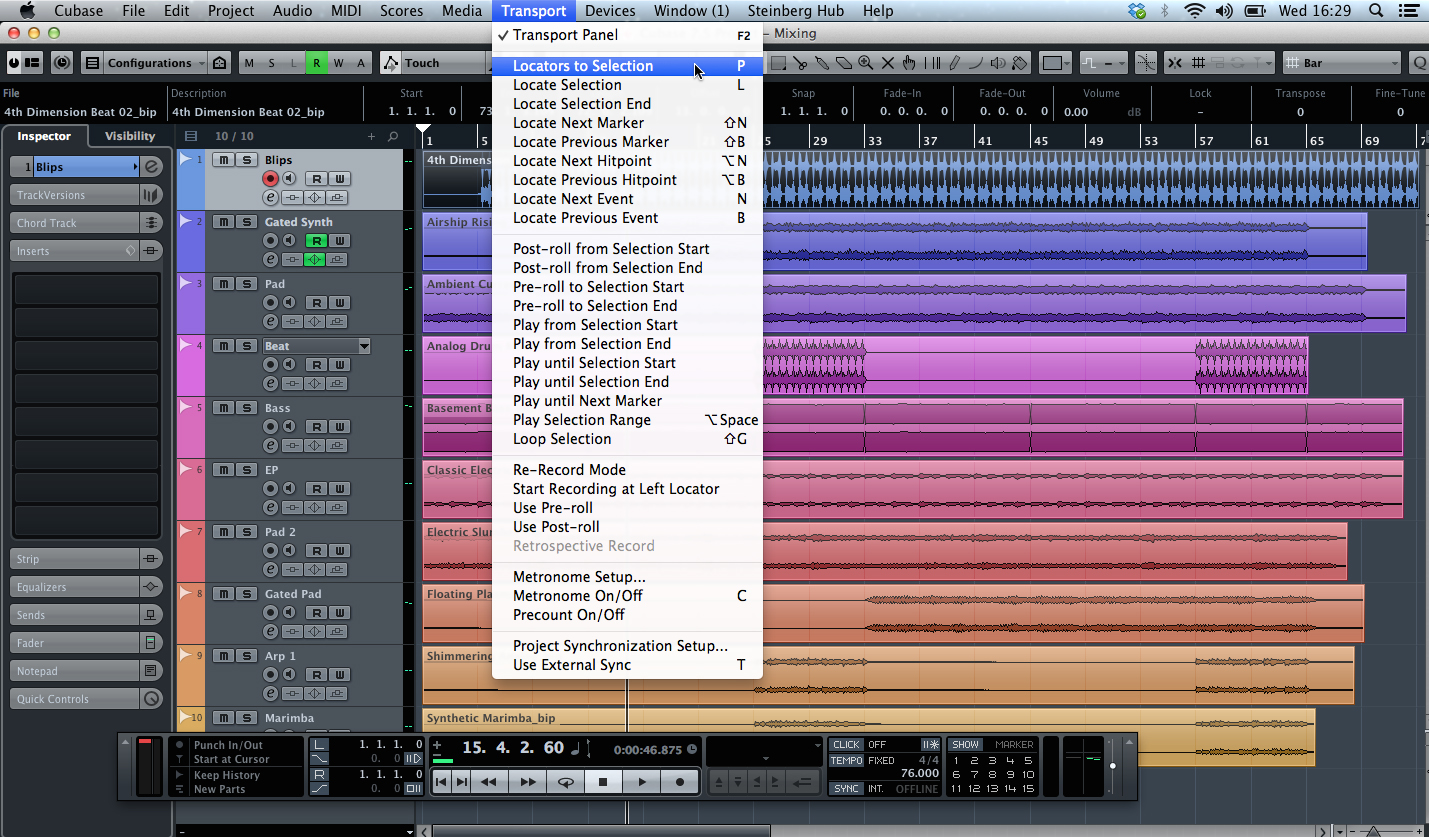 Cubase Tutorial - Become a Power User Part 13: Mixing Down and Uploading