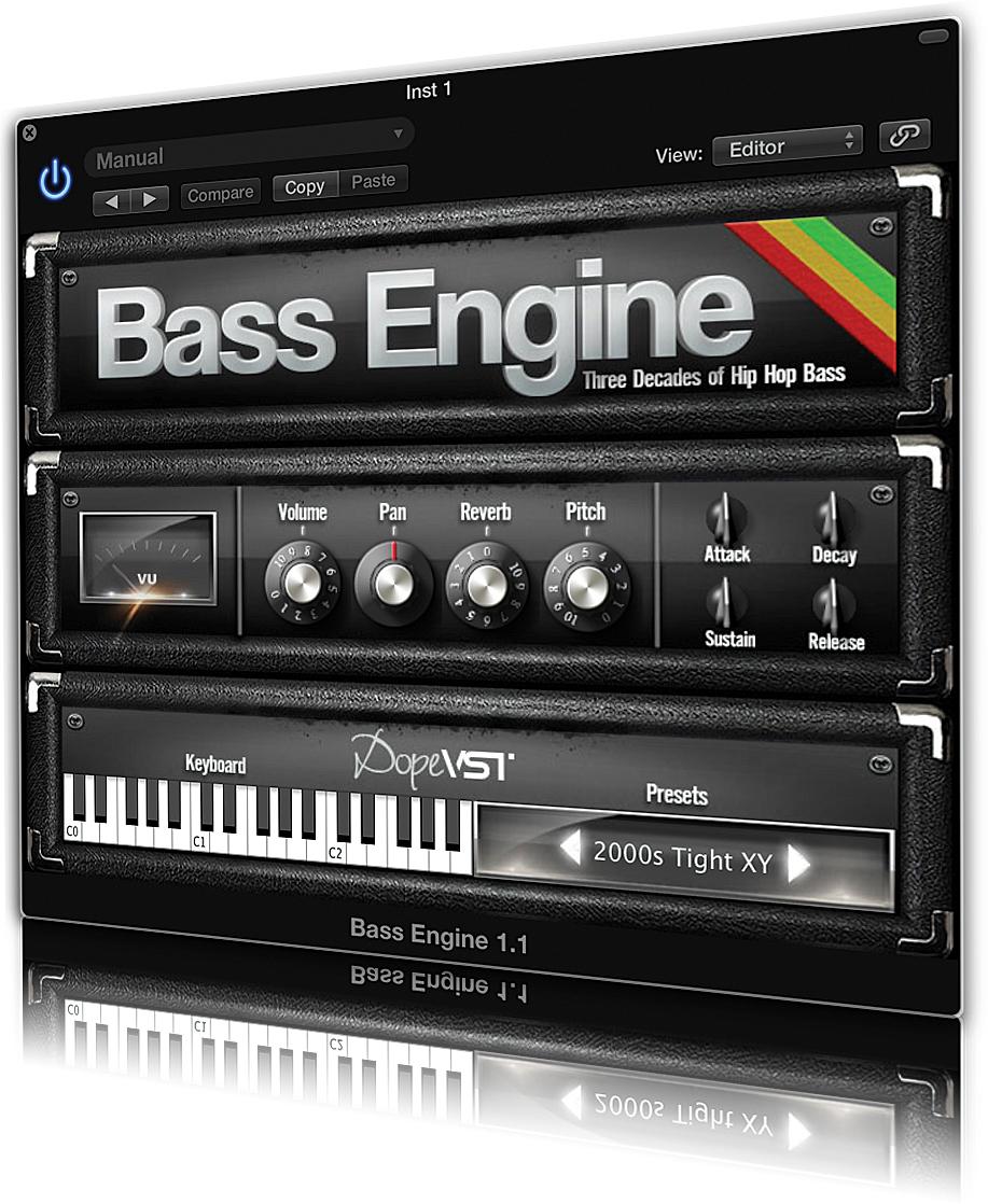 Dope Vst Bass Engine Review Musictech