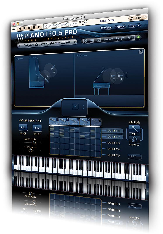 Six Of The Best: Instrument Libraries - Modartt Pianoteq 5 - MusicTech