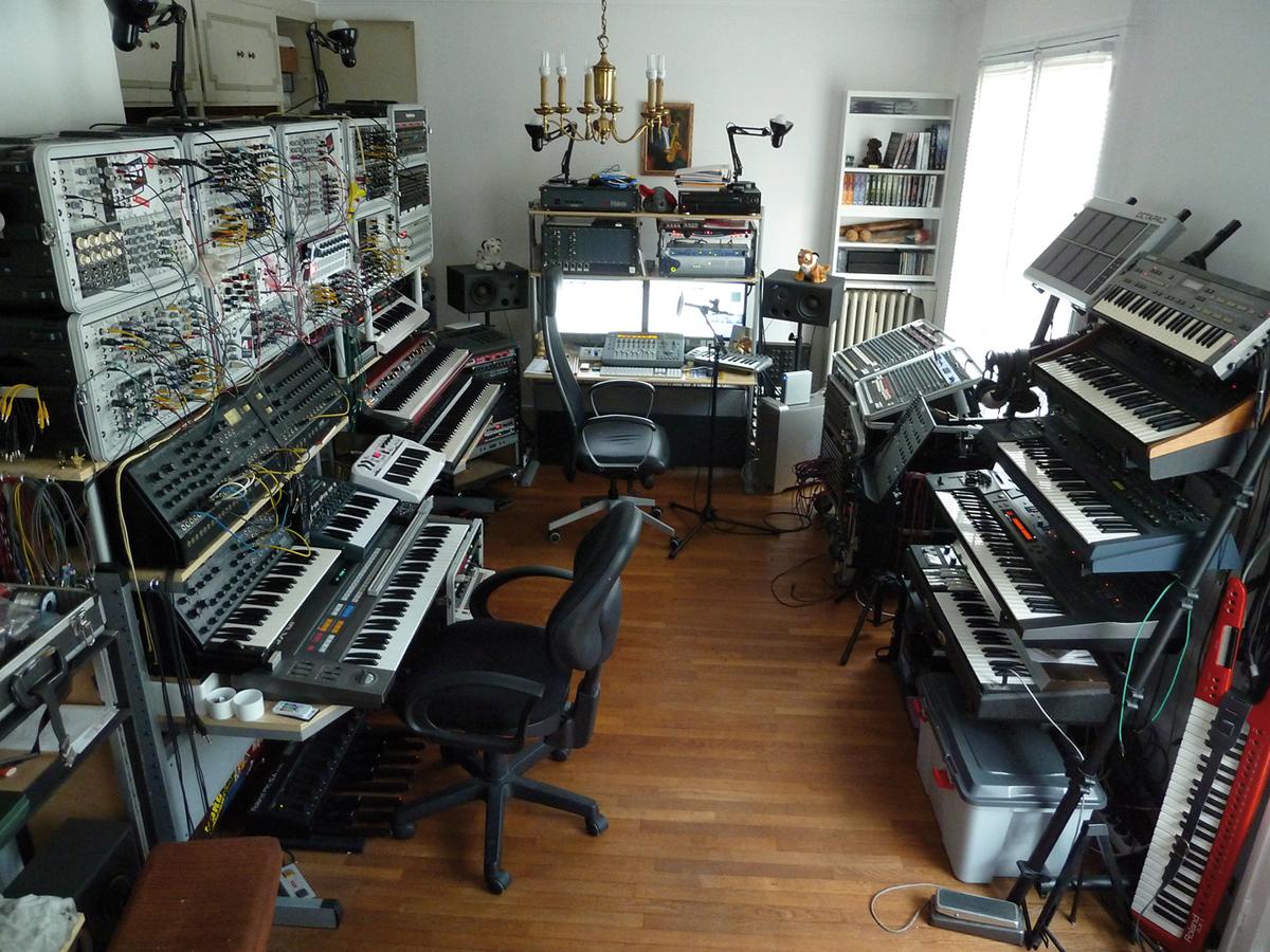Show Off Your Studio Part Two Musictech