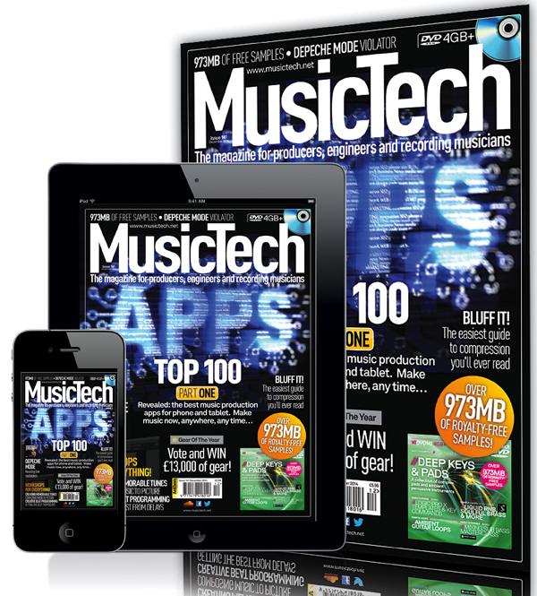 A Bluffer S Guide To Interior Design: MusicTech Magazine Issue 141