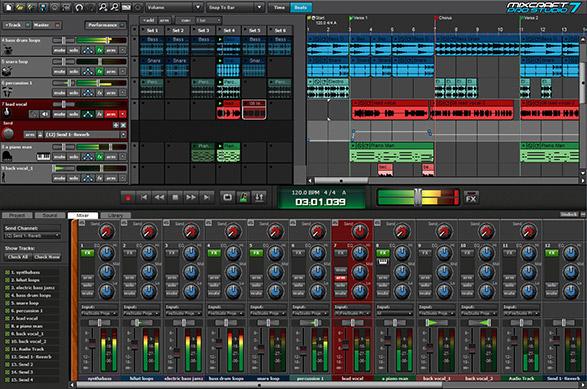 Acoustica audio mixer key generator