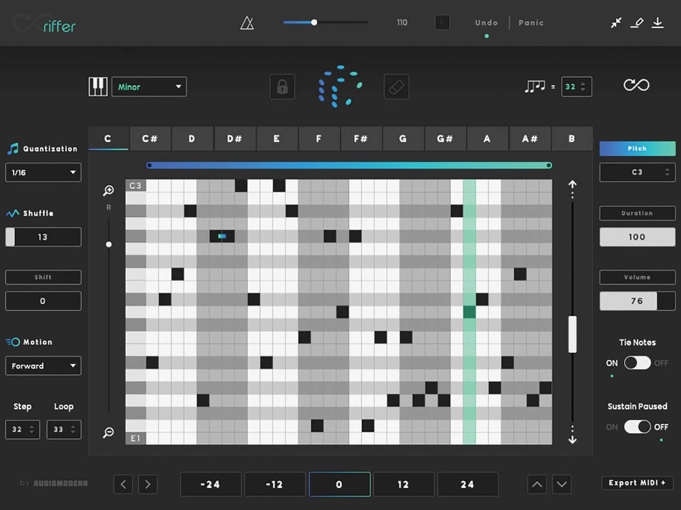 Audiomodern - Riffer