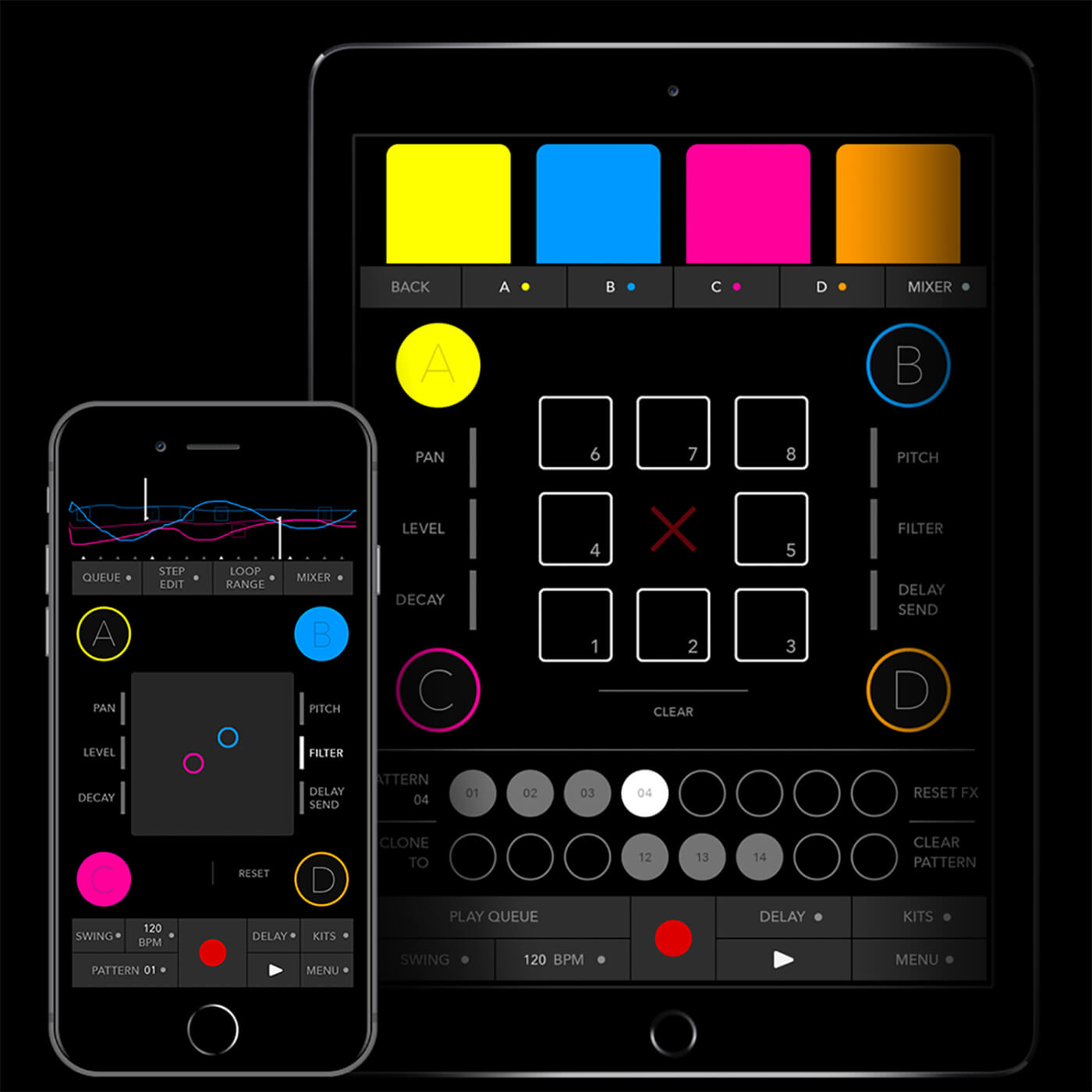 Zaplin Music - TriqTraq - Jam Sequencer