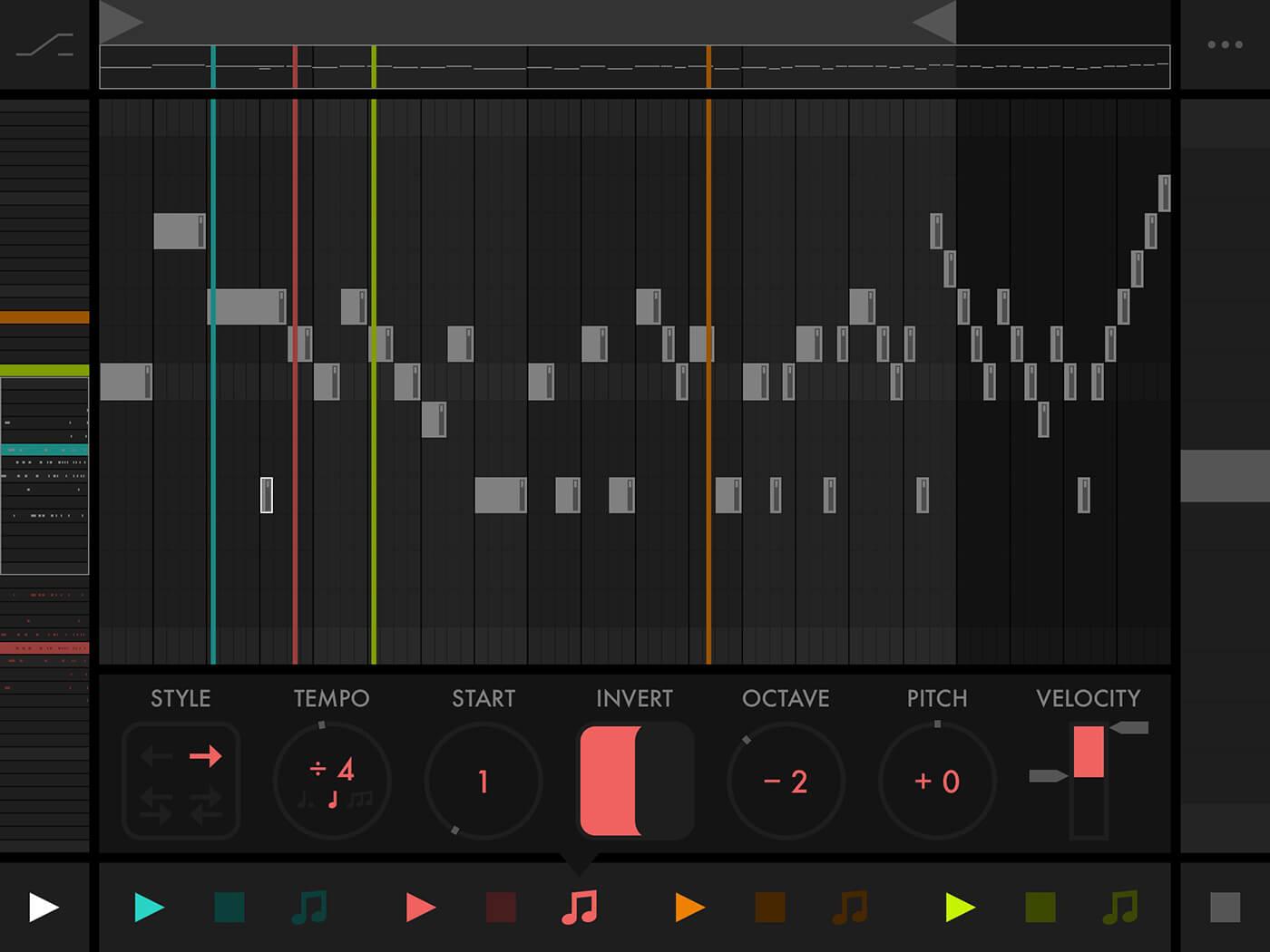 Alexandernaut - Fugue Machine: MIDI Sequencer