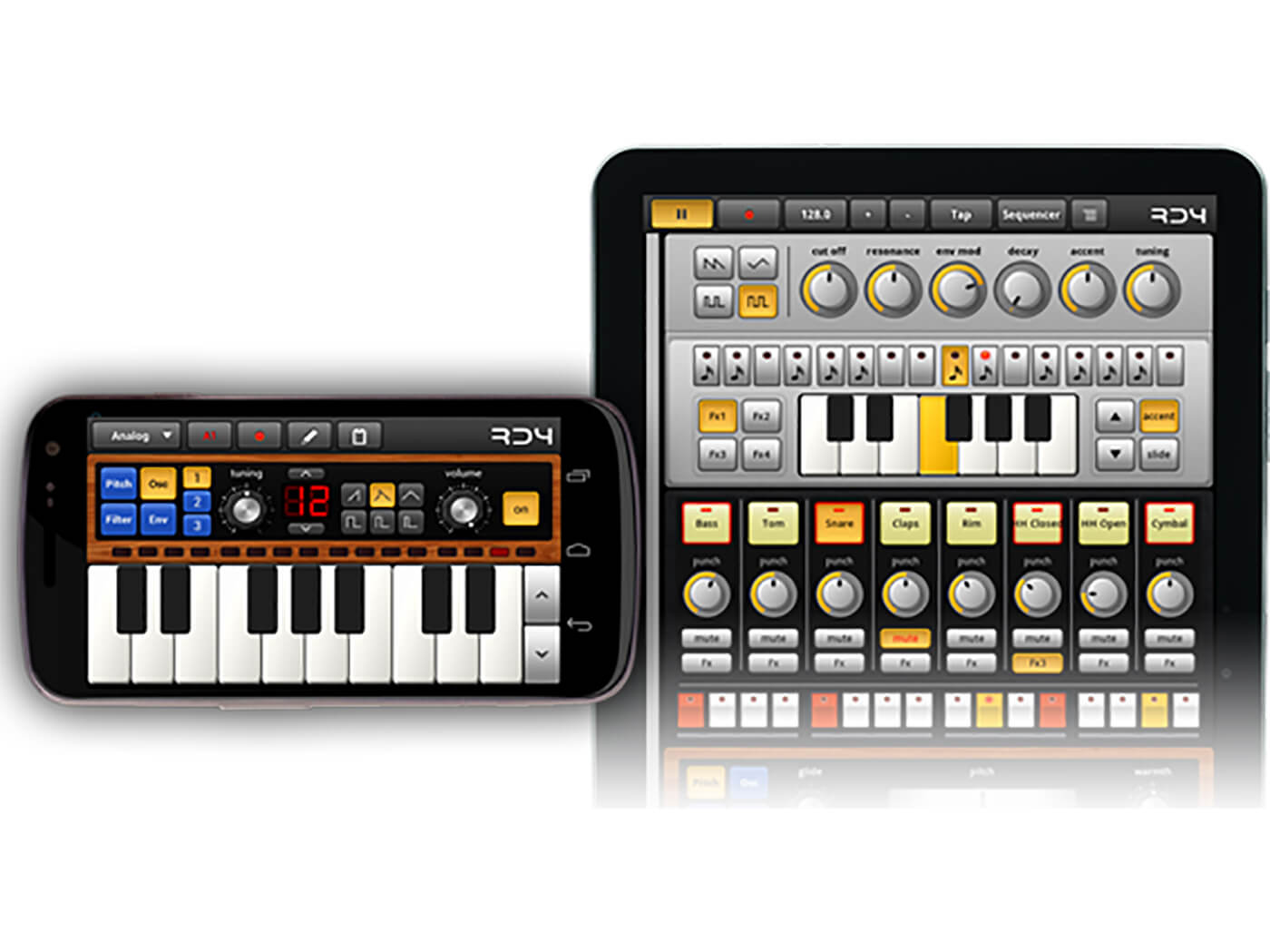 mikrosonic - RD4 Groovebox