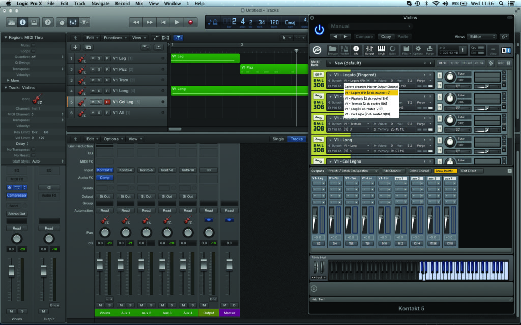 Logic Tutorial: Producing Music To Picture Part Three