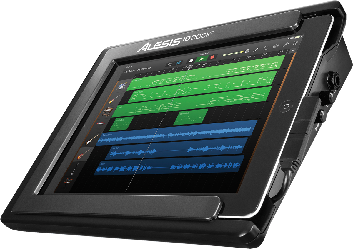Six of the Best: Audio Interface - Alesis iO Dock II