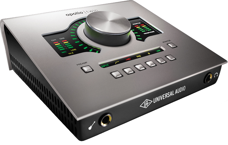 Six of the Best: Audio Interface - UA Apollo Twin