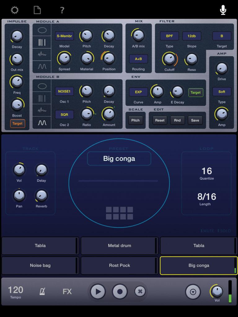 The 100 Best Music Making Apps: Best Drum Machine/Beat Apps