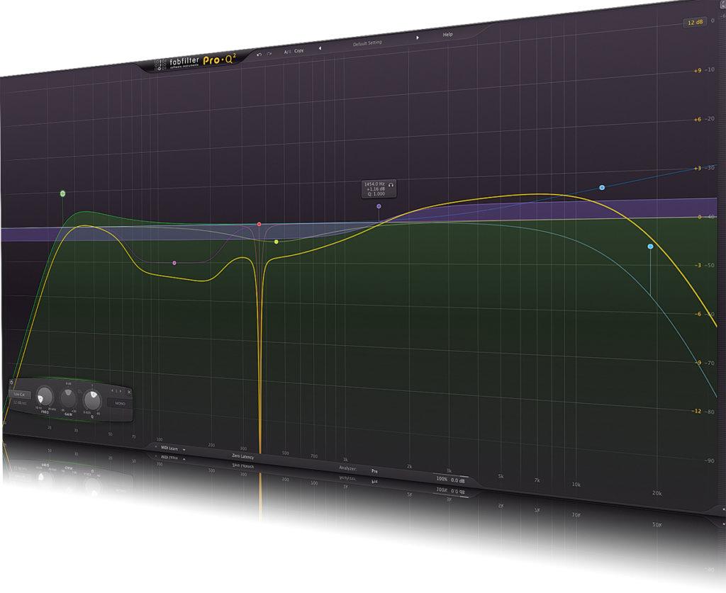 FabFilter Pro-Q 2 Review - MusicTech