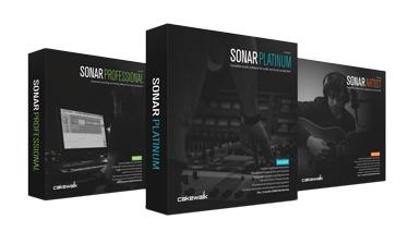 Cakewalk Sonar Platinum Review - MusicTech