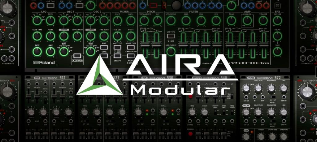 Musikmesse 2015 Roland Unveil Aira Modular Synth Musictech