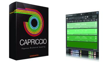 Sonokinetic Capriccio Review - MusicTech