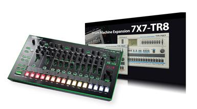 7x7 tr8 drum machine expansion for tr 8 free