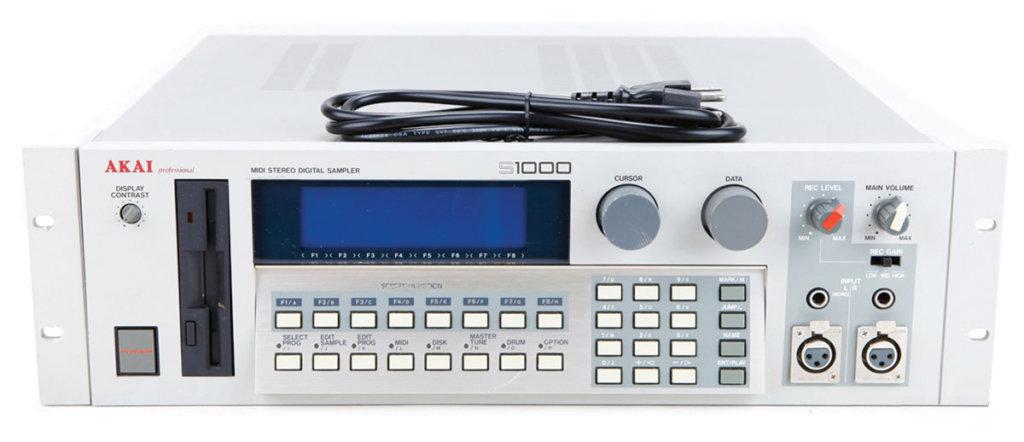 AKAI S1000