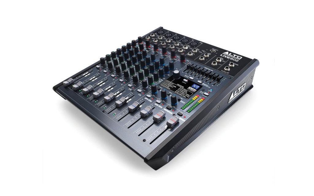 Alto Live 802 Review - MusicTech