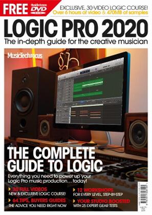 Logic Pro 2020 Focus
