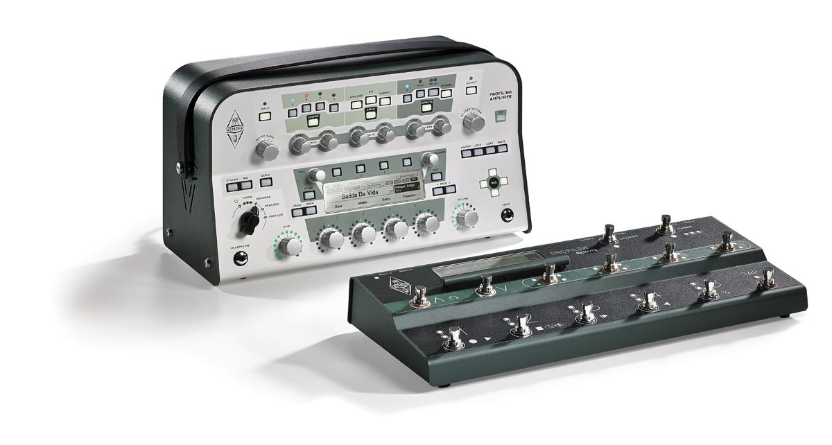 Kemper Profiling Amplifier