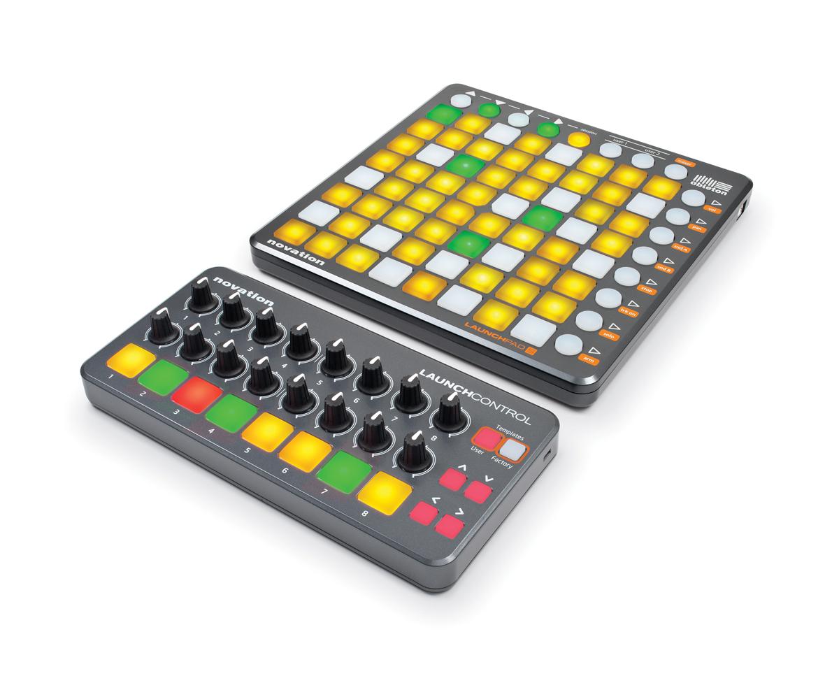 Ableton Live Tutorial: Using Novation Launch Control - MusicTech
