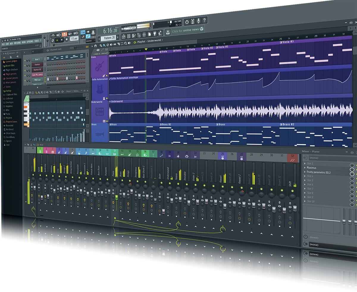 FL Studio 12 Review - MusicTech