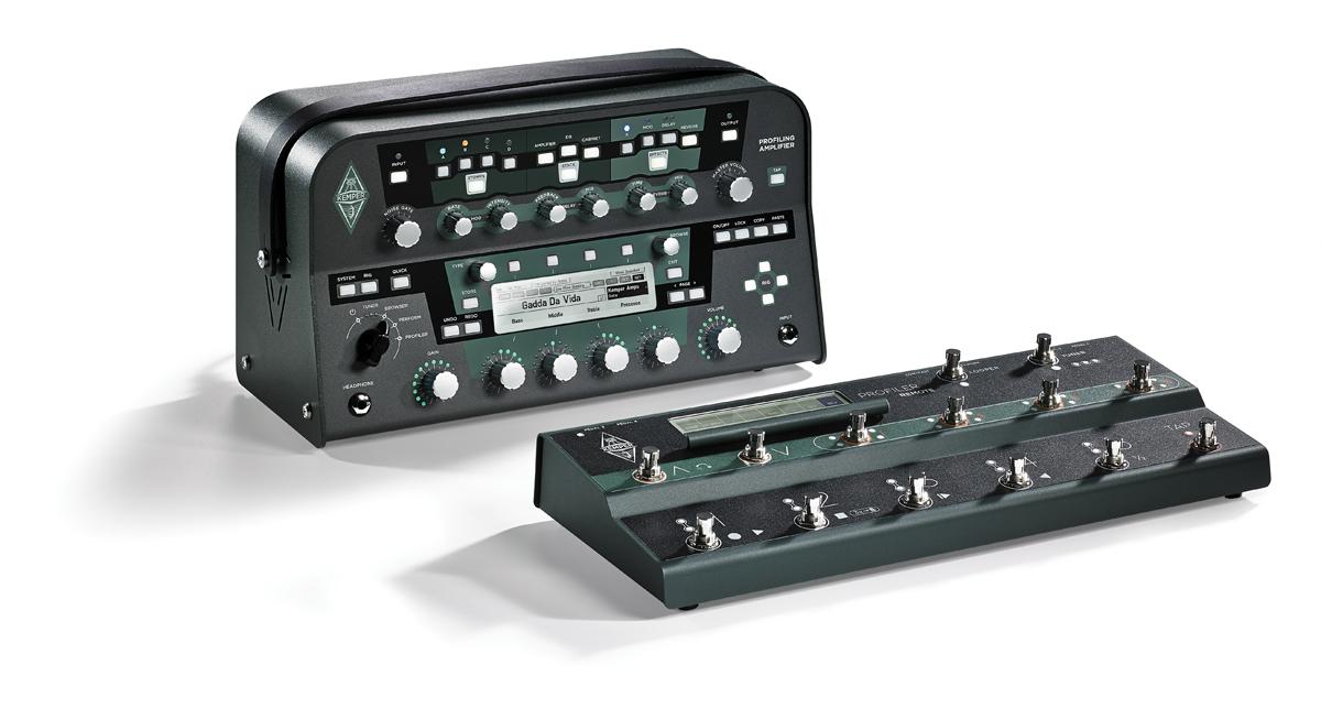 Kemper Profiling Amplifier Review - MusicTech